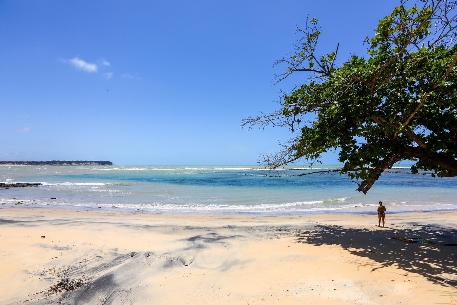 Praia do Satu Caraíva
