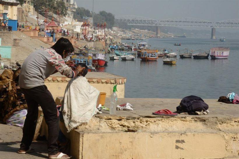 Rio Ganges, Índia