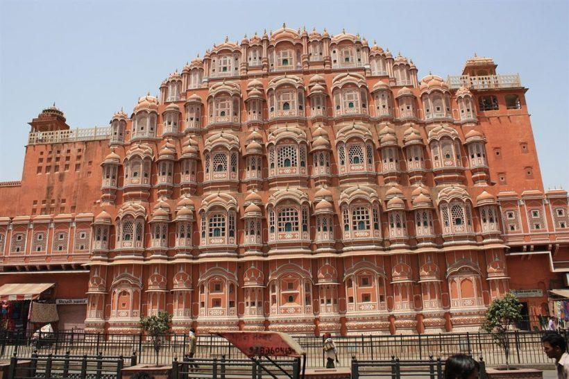 Palácio Rosa, Jaipur