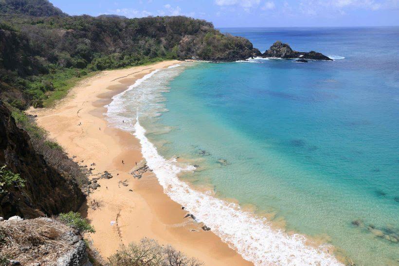 praia do sancho