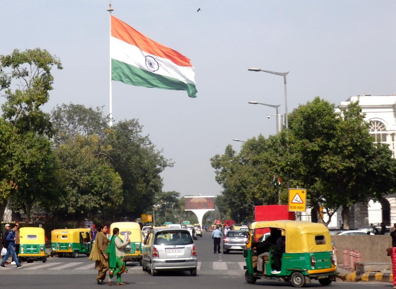 Tuk tuk na Índia