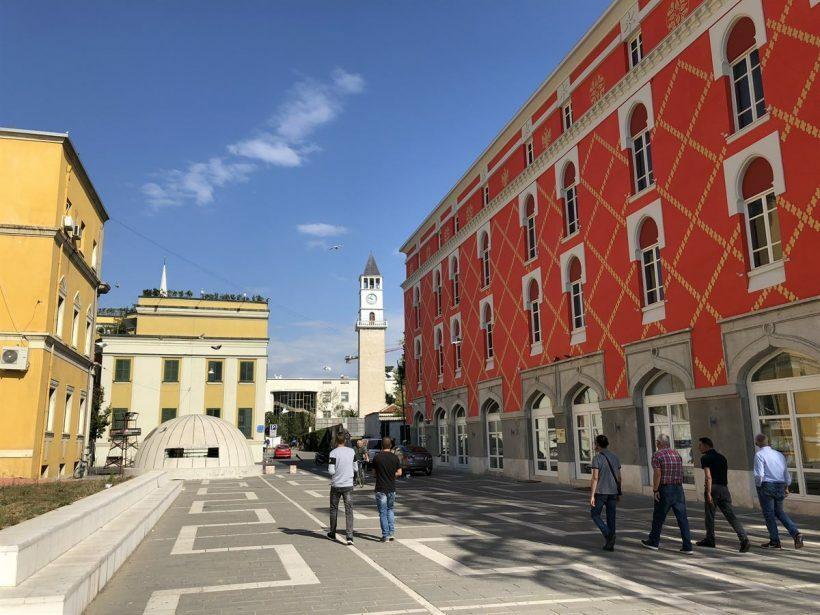 Tirana Albânia