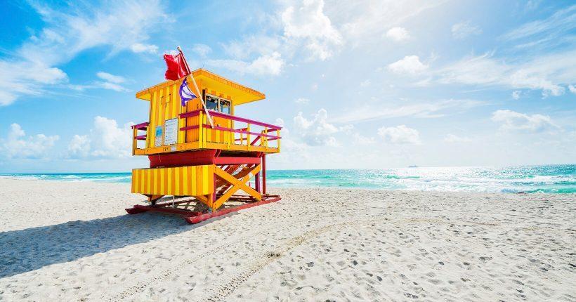Passagens aéreas ida e volta para Miami a partir de R$ 1.735
