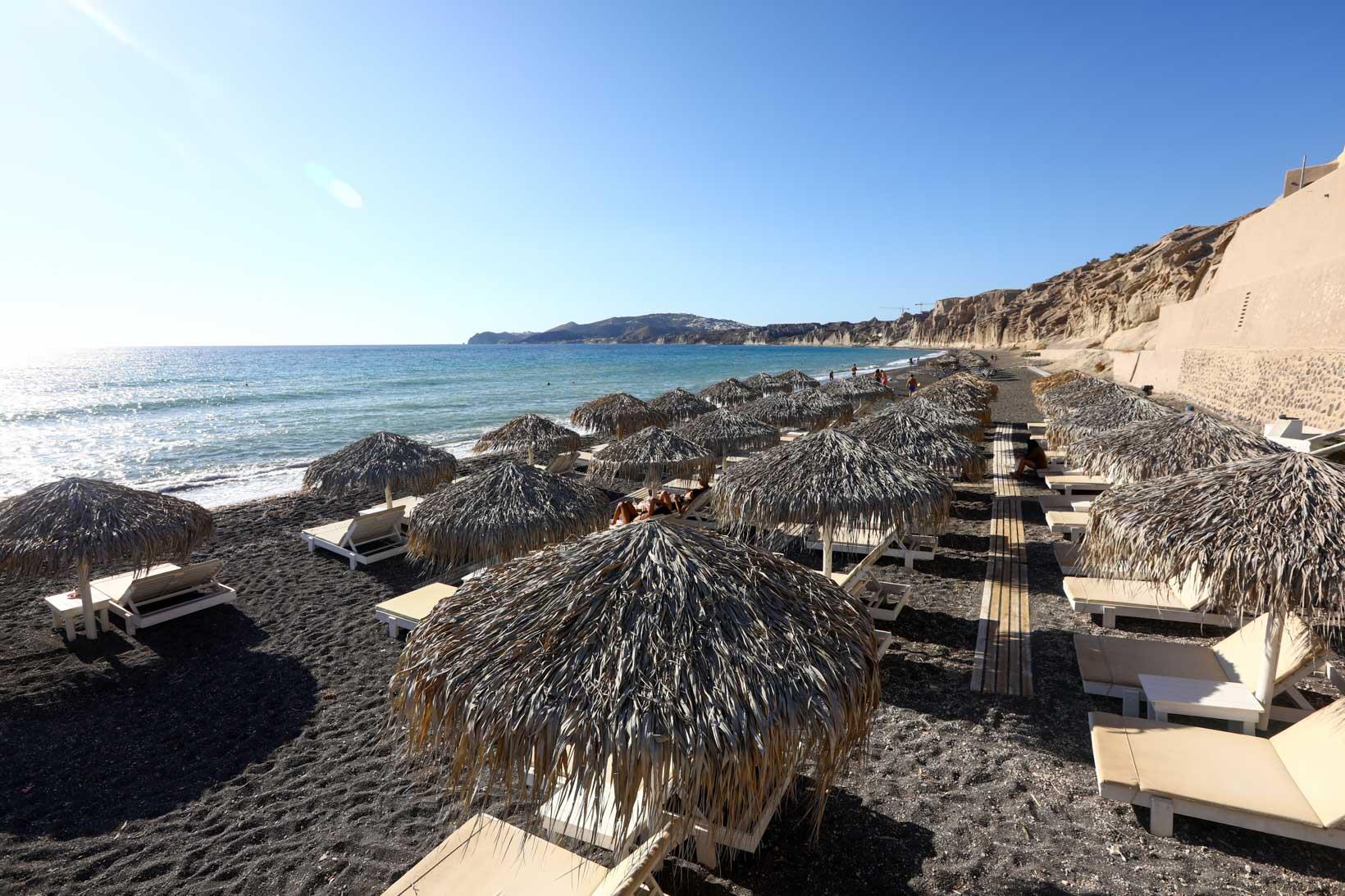 Praias mais bonitas de Santorini