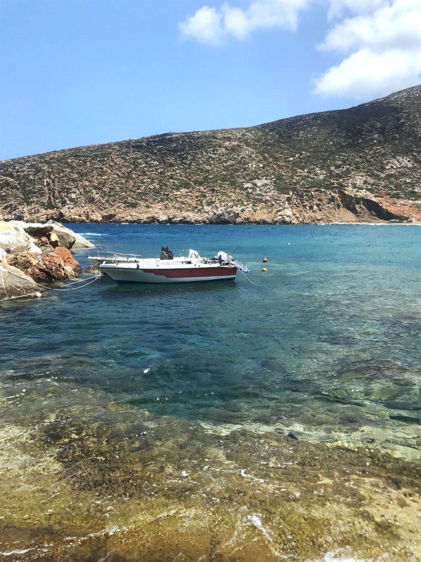 naxos ilha grecia