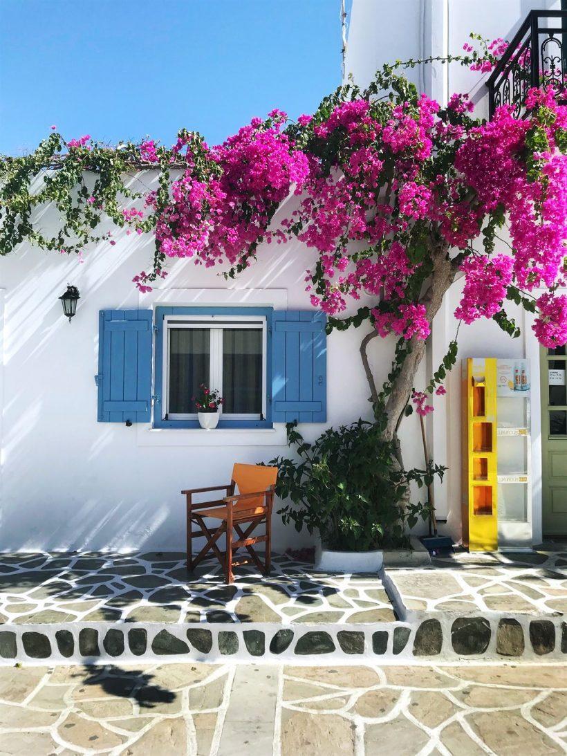 paros parikia ilha grecia