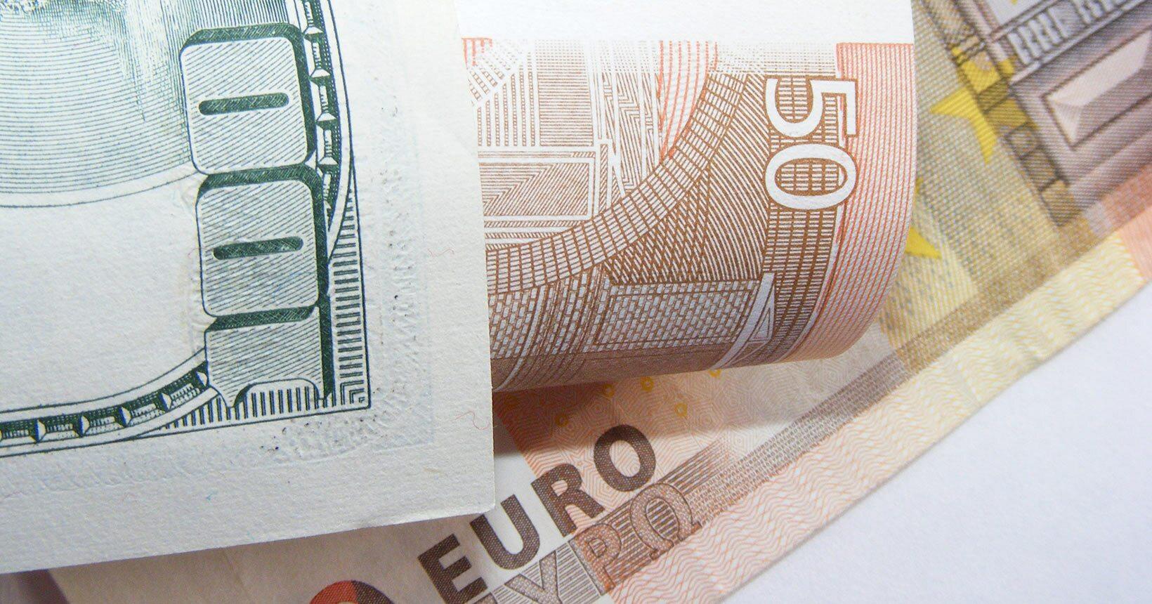 Euro e dólar são boas opções de moeda para levar a qualquer destino do mundo
