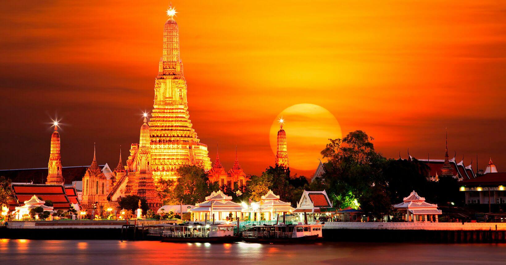 Tailândia em março: