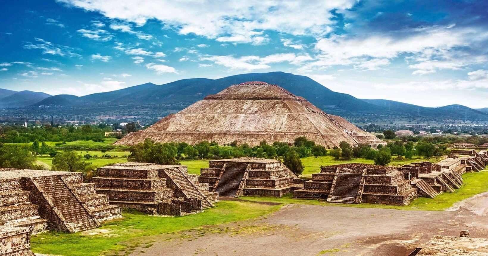 Viajar para o México é barato