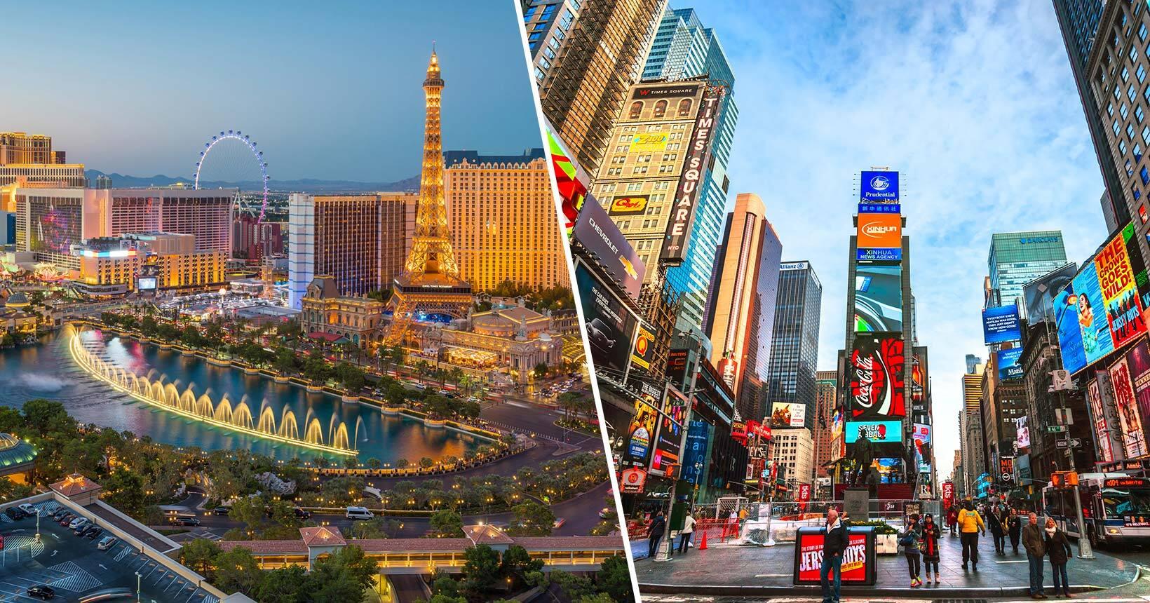 DirektflГјge Las Vegas