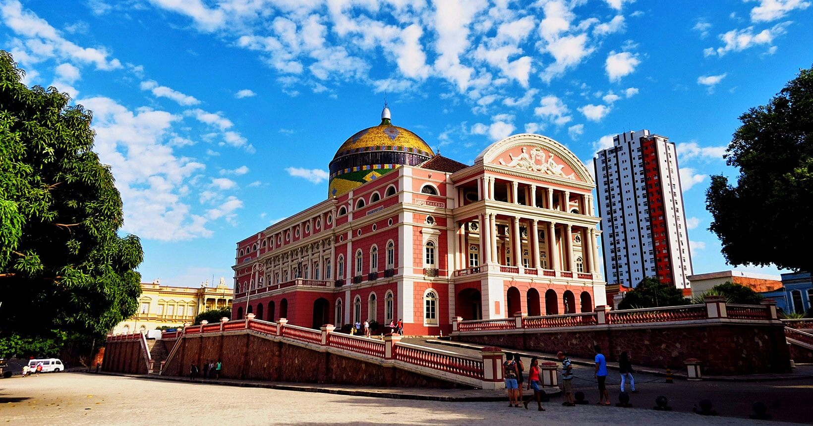 Manaus, capital do Amazonas