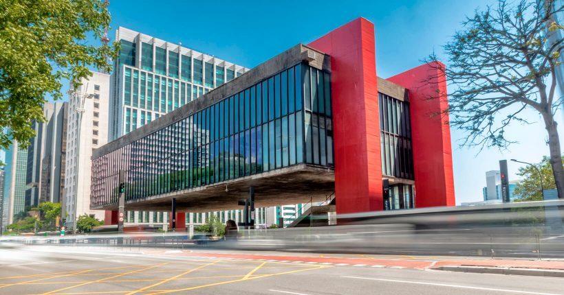 Museu de Artes de São Paulo (MASP) / Reprodução internet