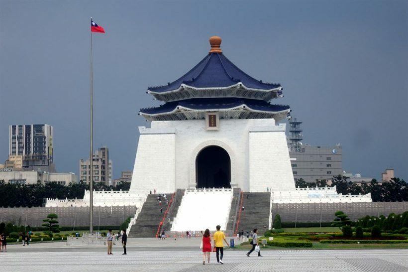 memorial nacional taipei taiwan