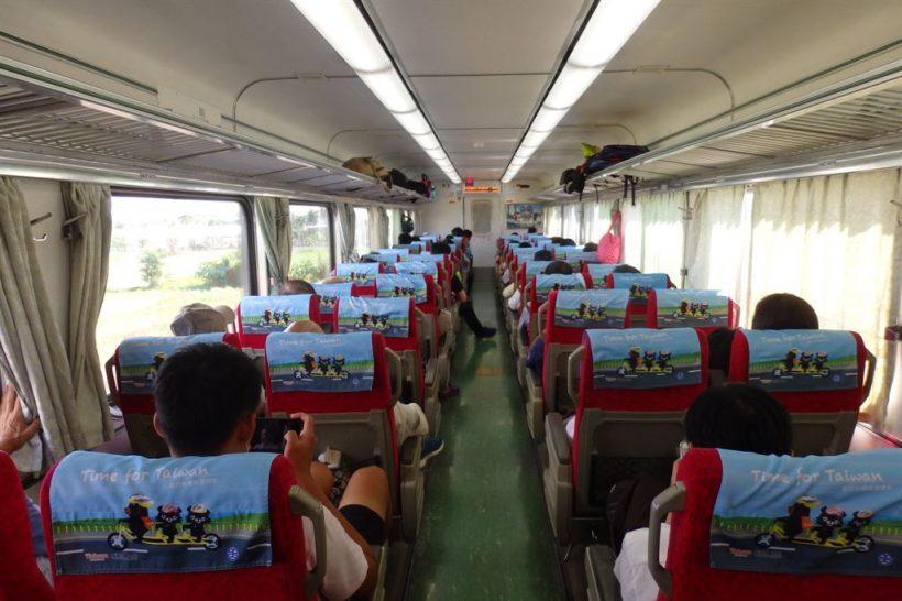 Transporte em Taiwan