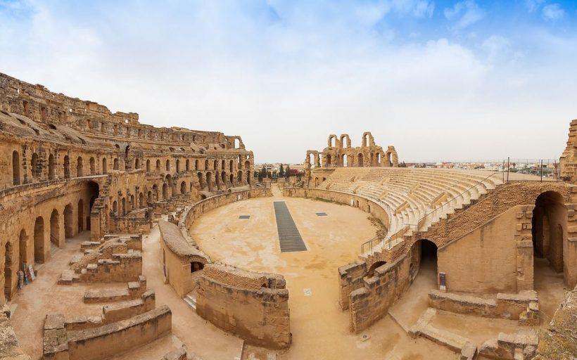 tunisia arquitetura