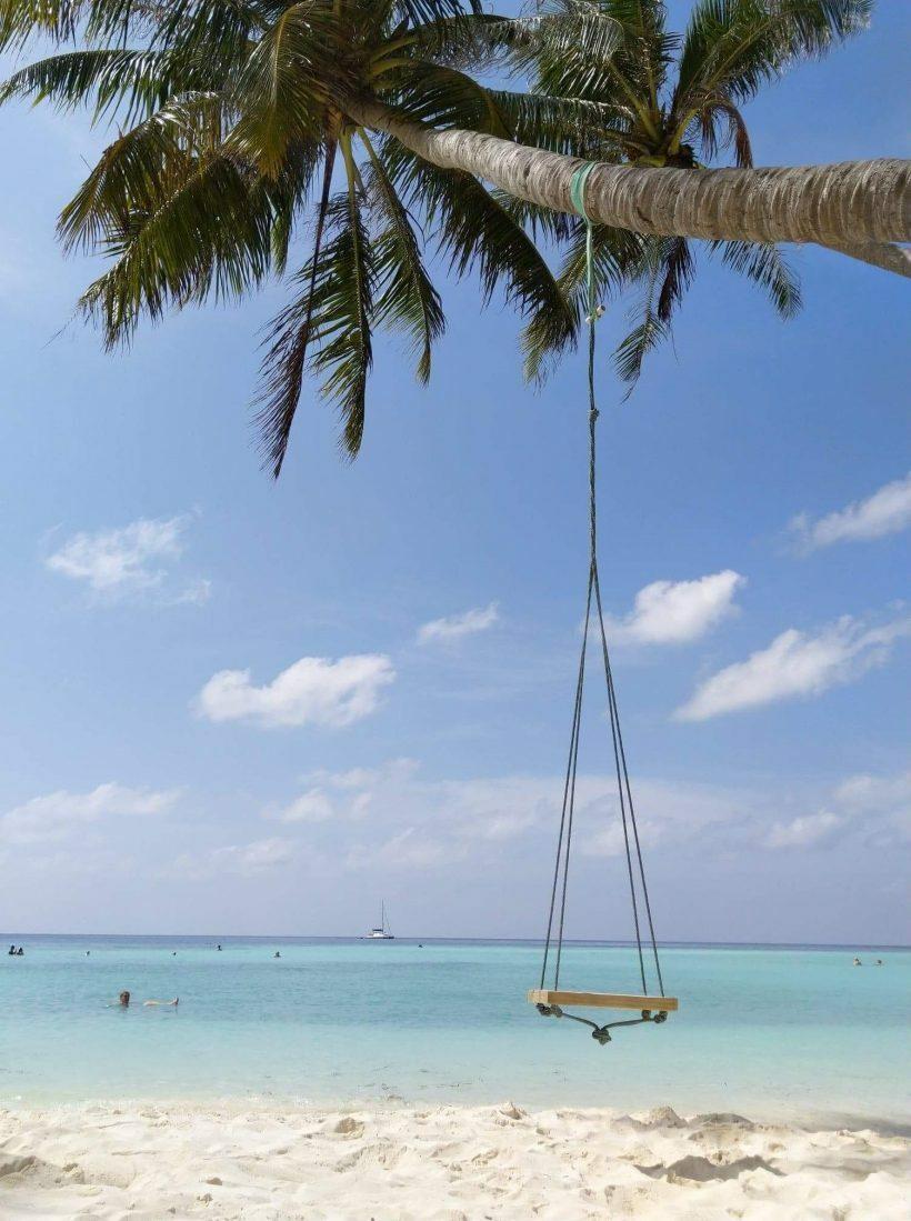 balanco praia maldivas