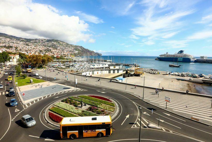 Verão Europeu na Ilha da Madeira