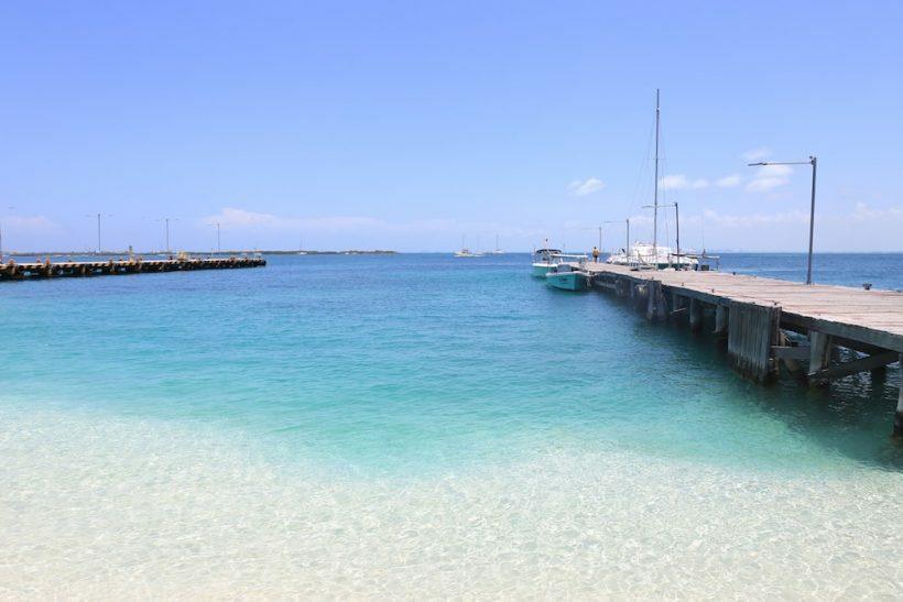 isla mujeres cancun praia