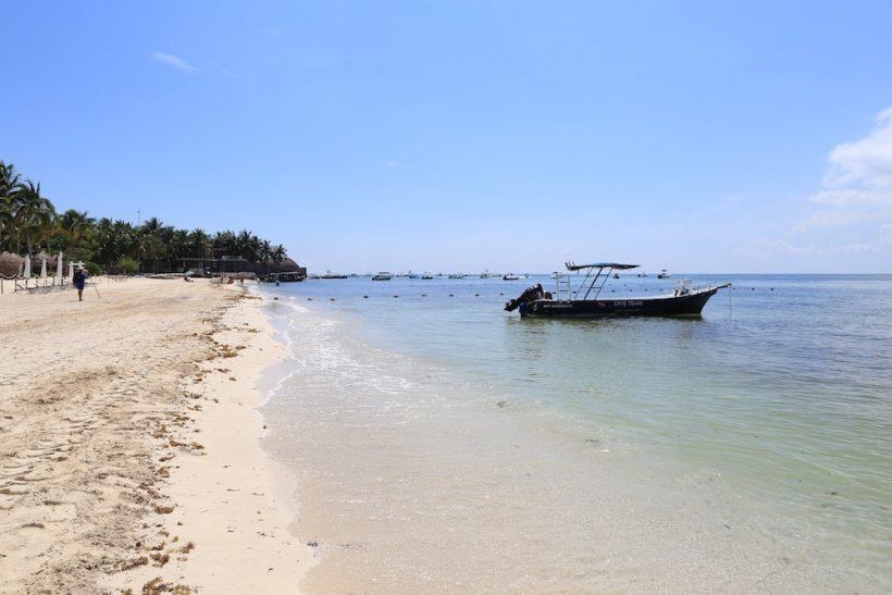 playa del carmen praia