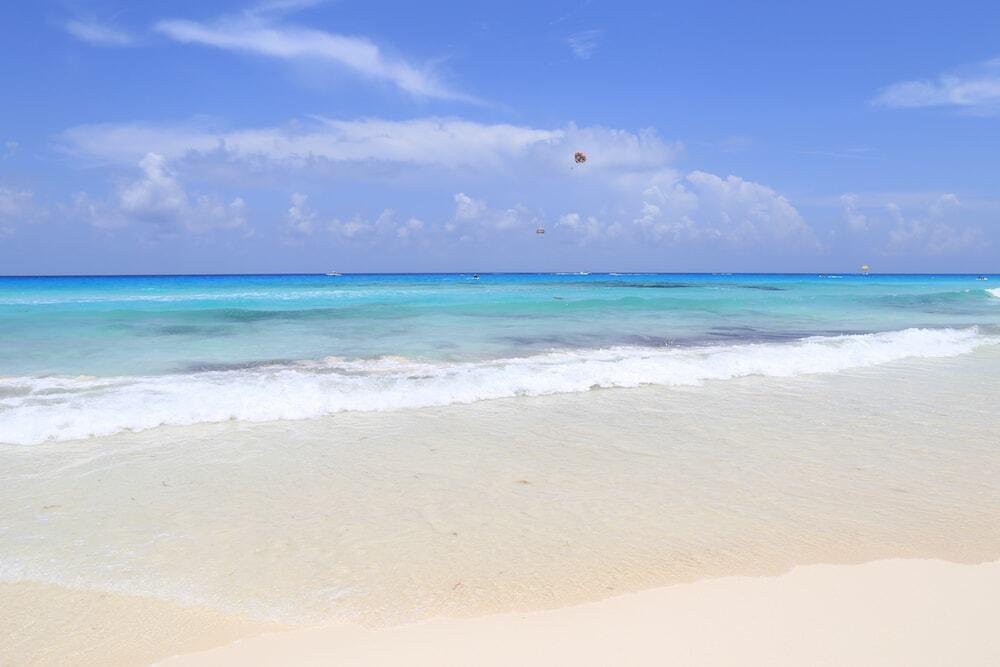 mar cancun zona hoteleira