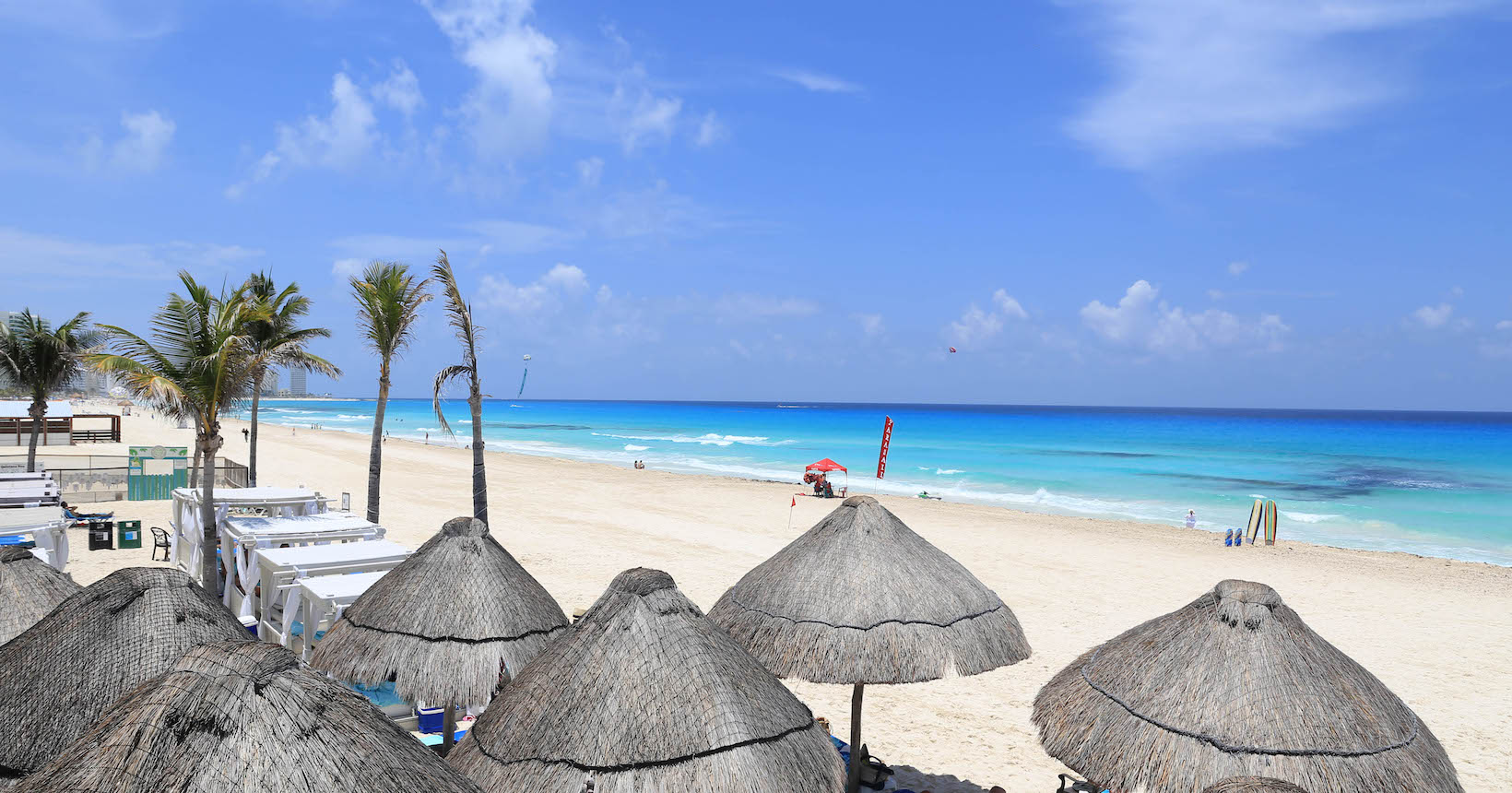 praias em cancun mexico