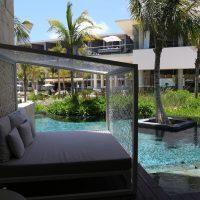 trs coral cancun quarto piscina
