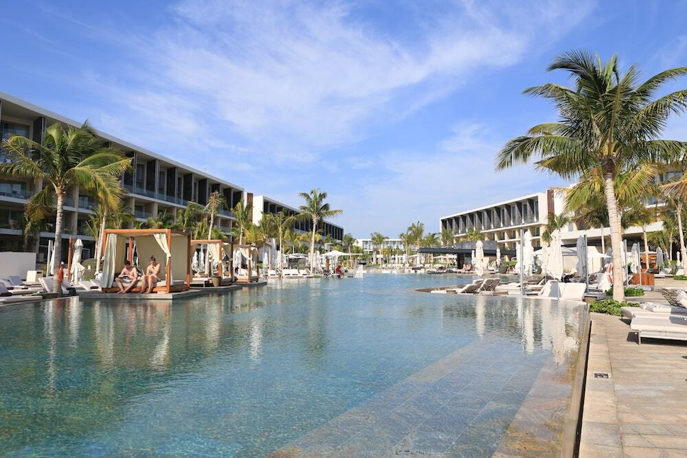 trs coral hotel costa mujeres cancun