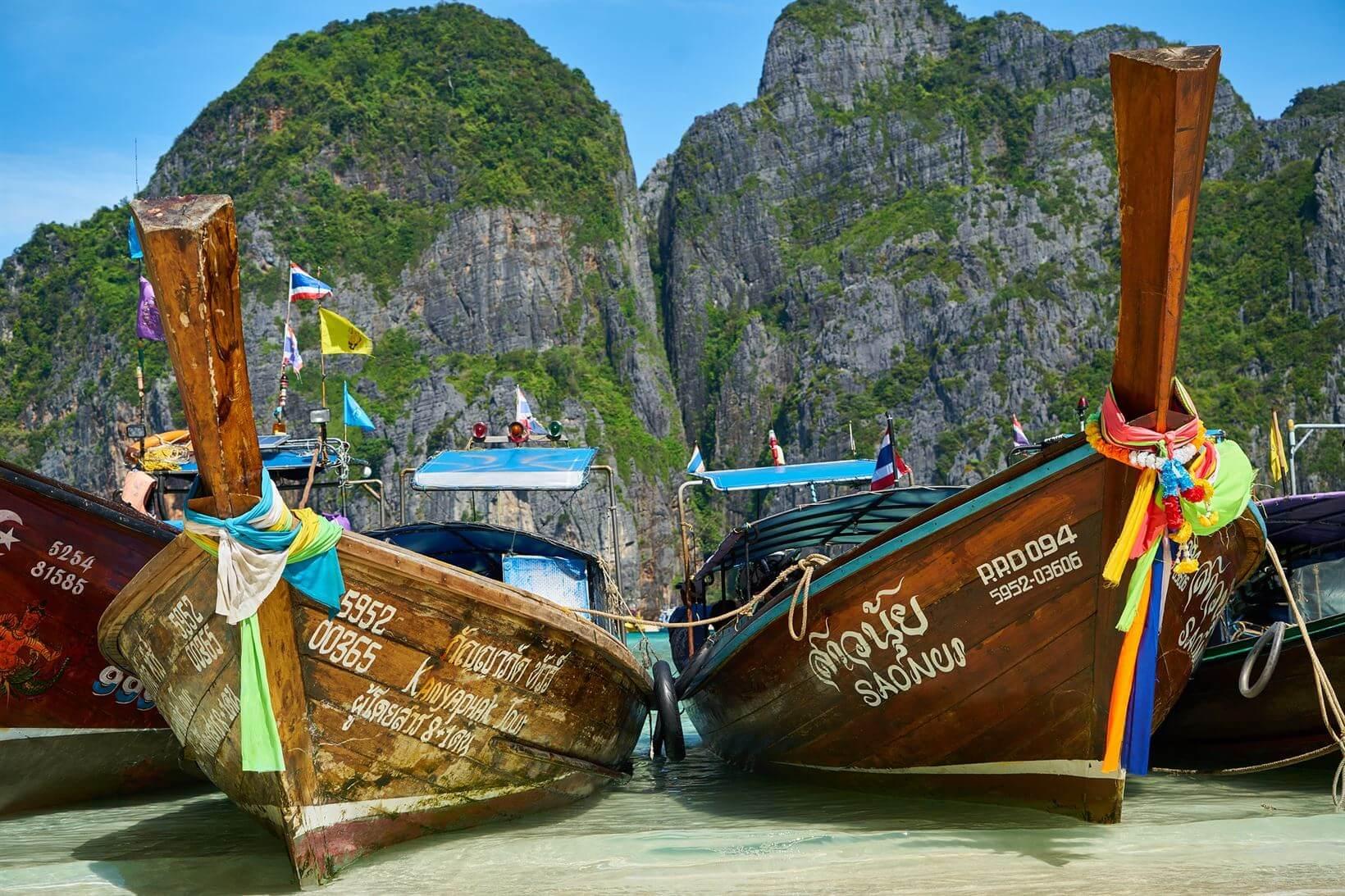Praias da Tailândia