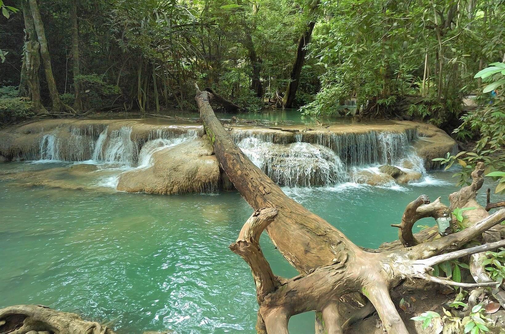 Kanchanaburi, Tailândia