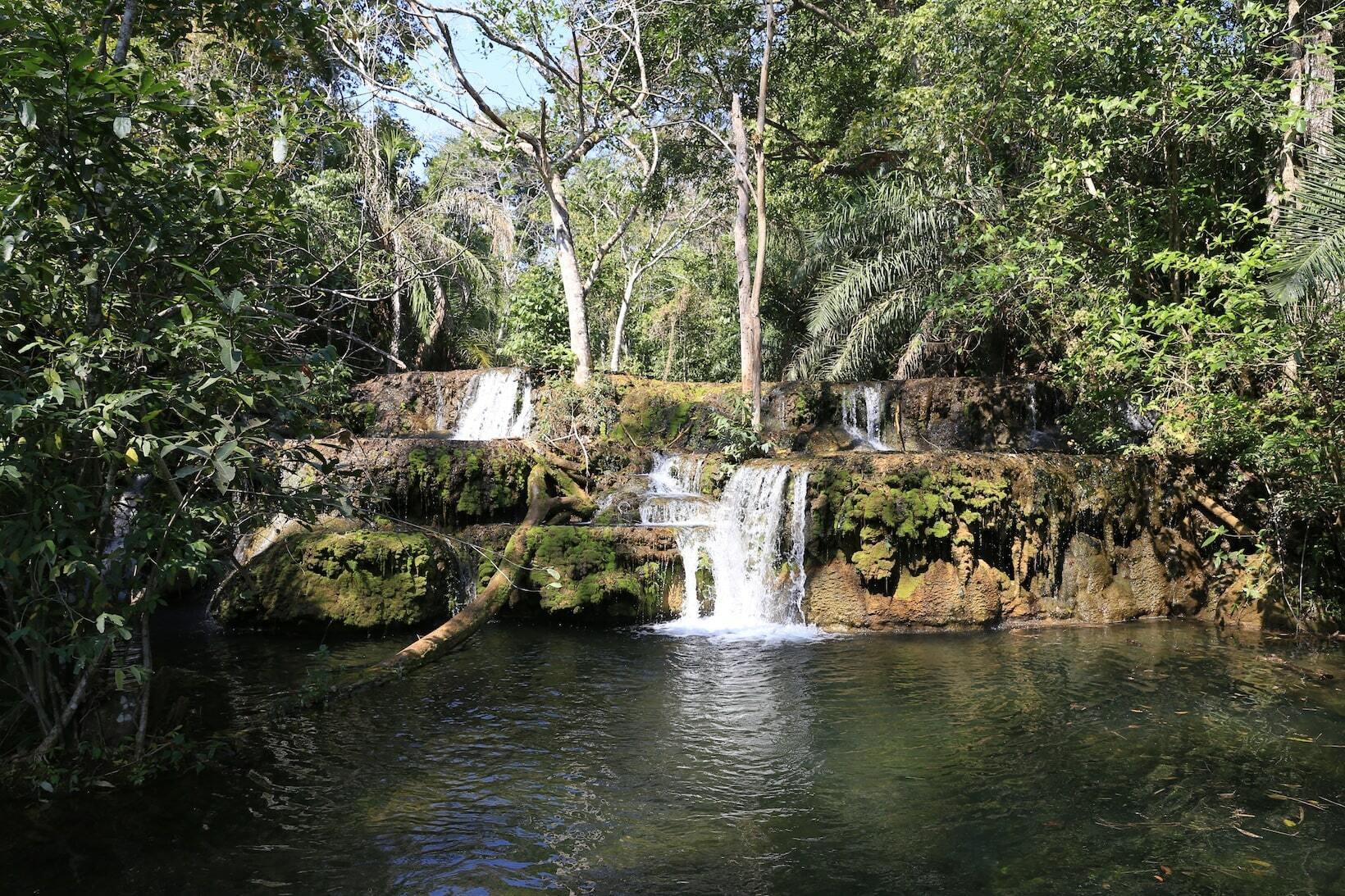 cachoeiras Bonito