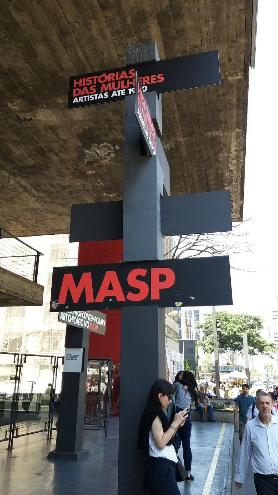 Masp Sao Paulo