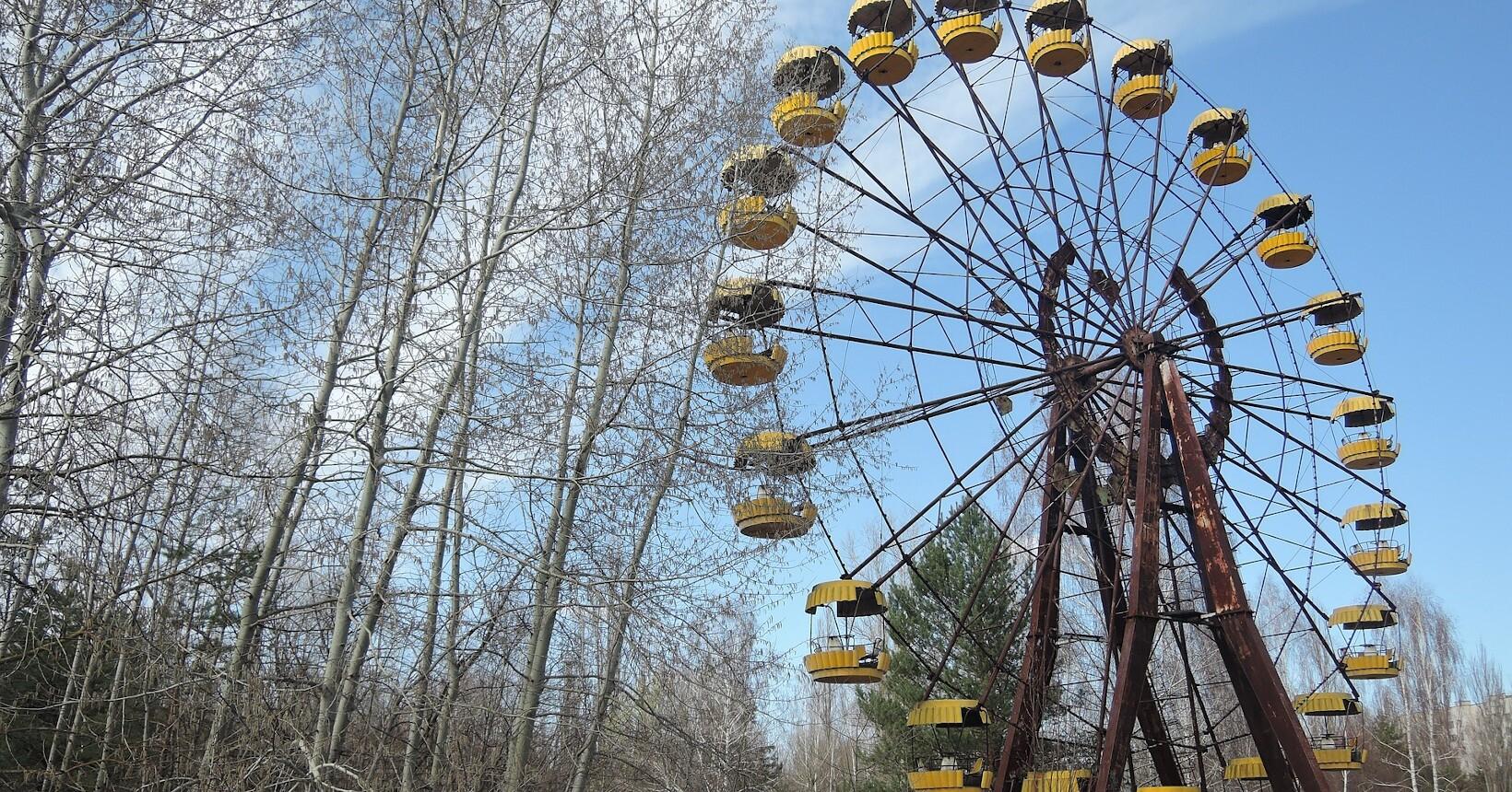 roda gigante chernobykl