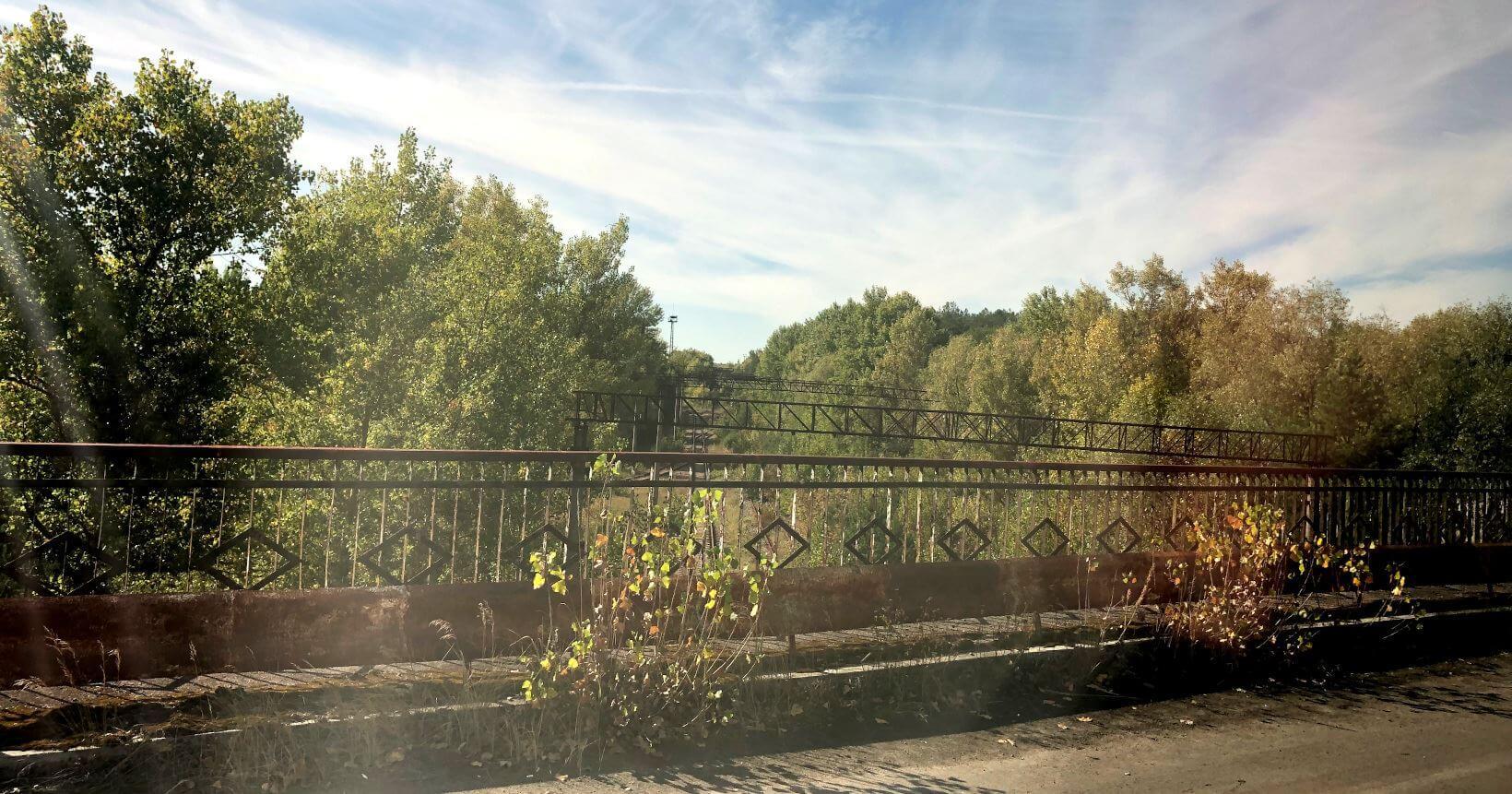 ponte da morte chernobyl
