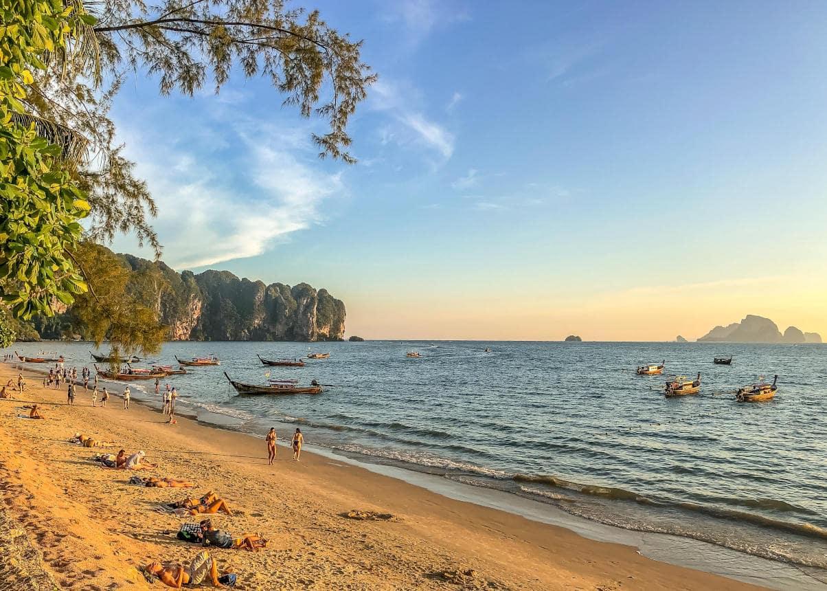 Melhores Ilhas e Praias da Tailândia: Ao Nang (Krabi)