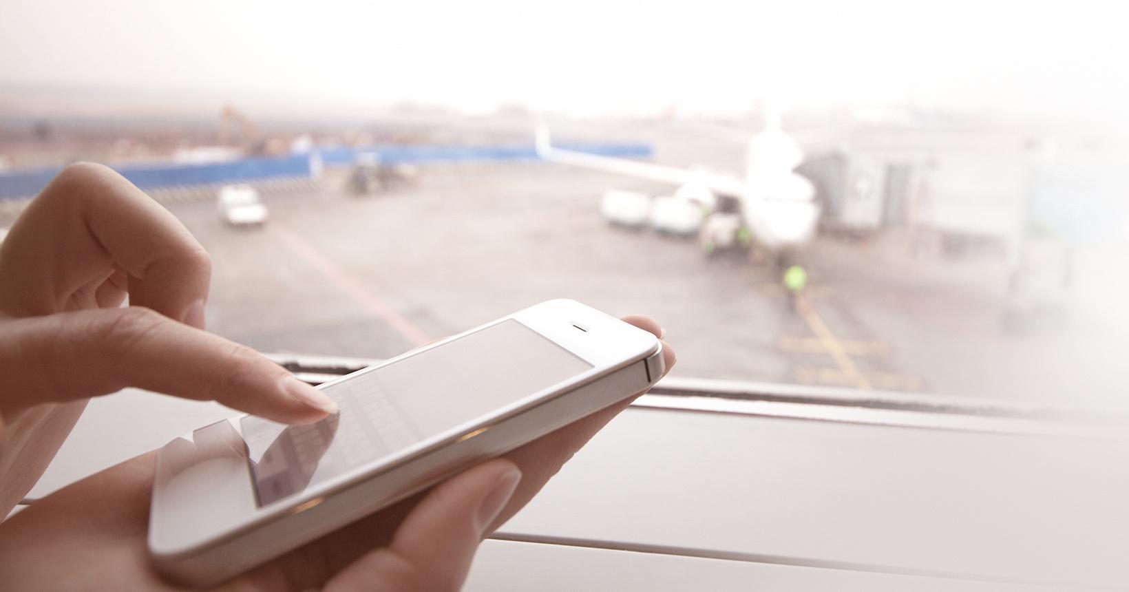 Apps de viagem facilitam bastante a vida