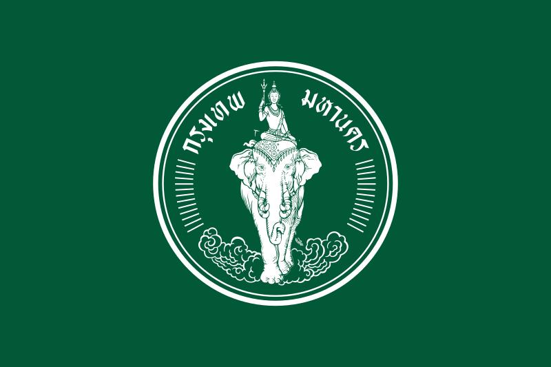 Bandeira de Bangkok