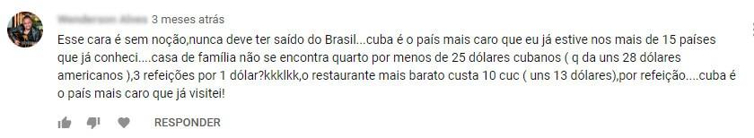 Isso é o que acontece quando você não lê nosso Guia de Cuba :)
