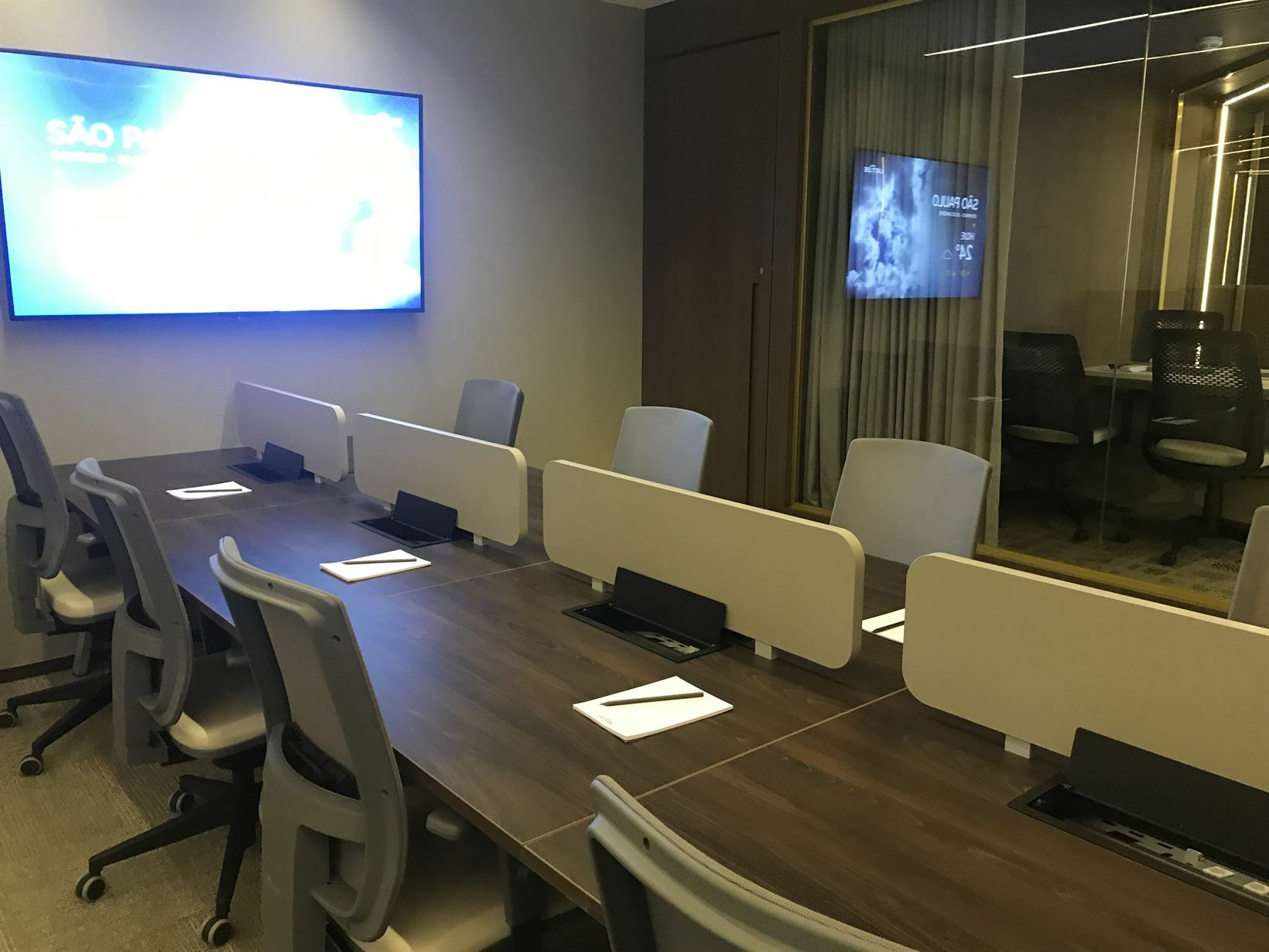 sala de reunioes latitude workspaces congonhas
