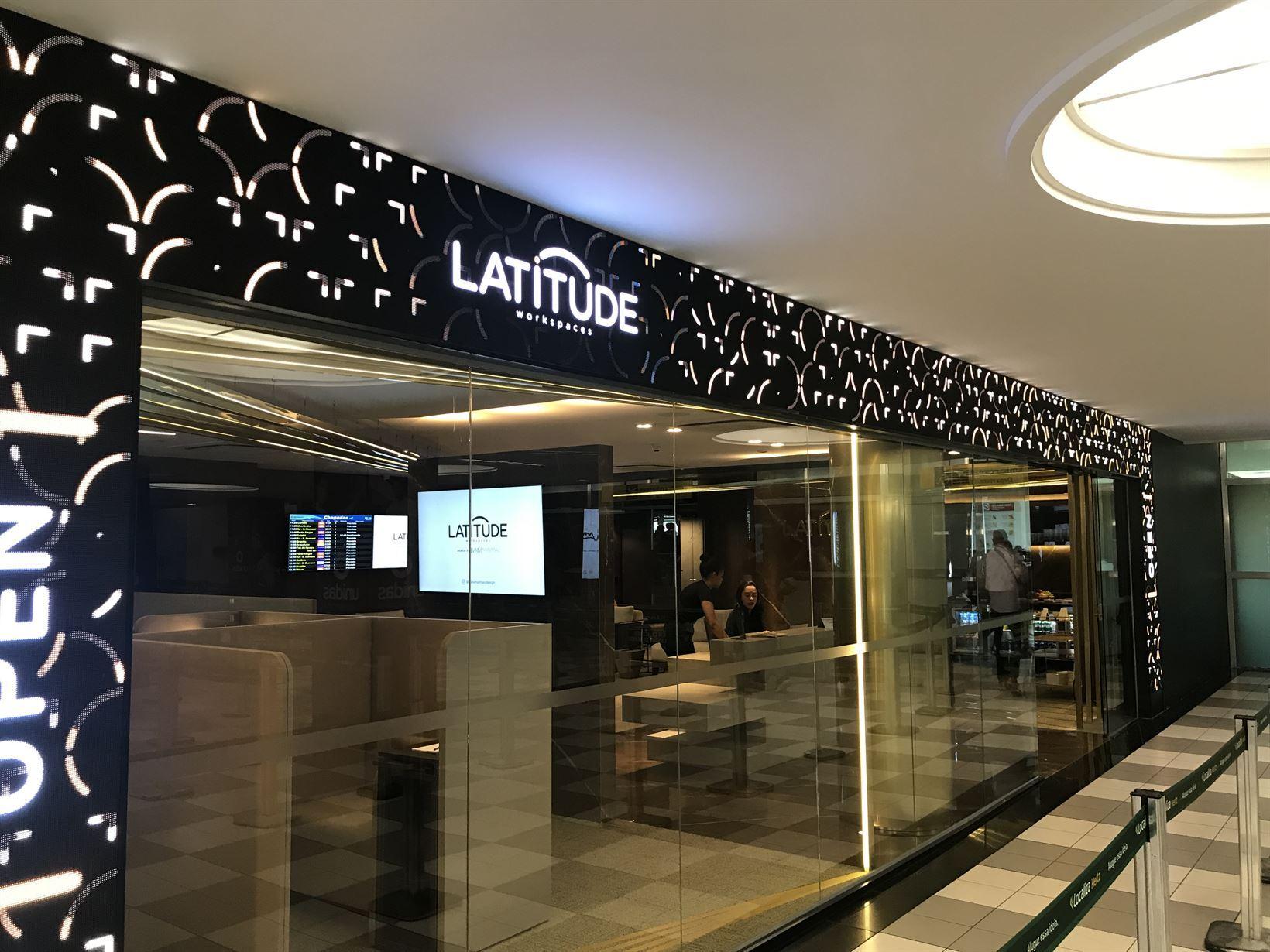 latitude workspaces congonhas