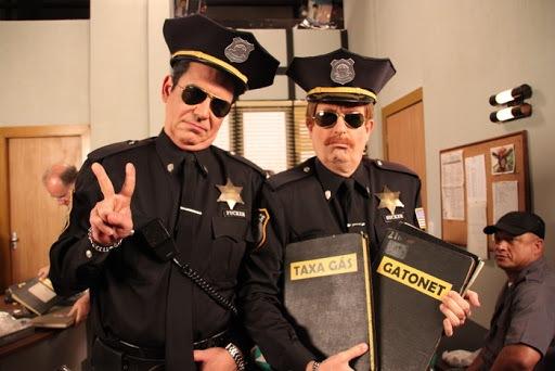 Golpe dos falsos policiais