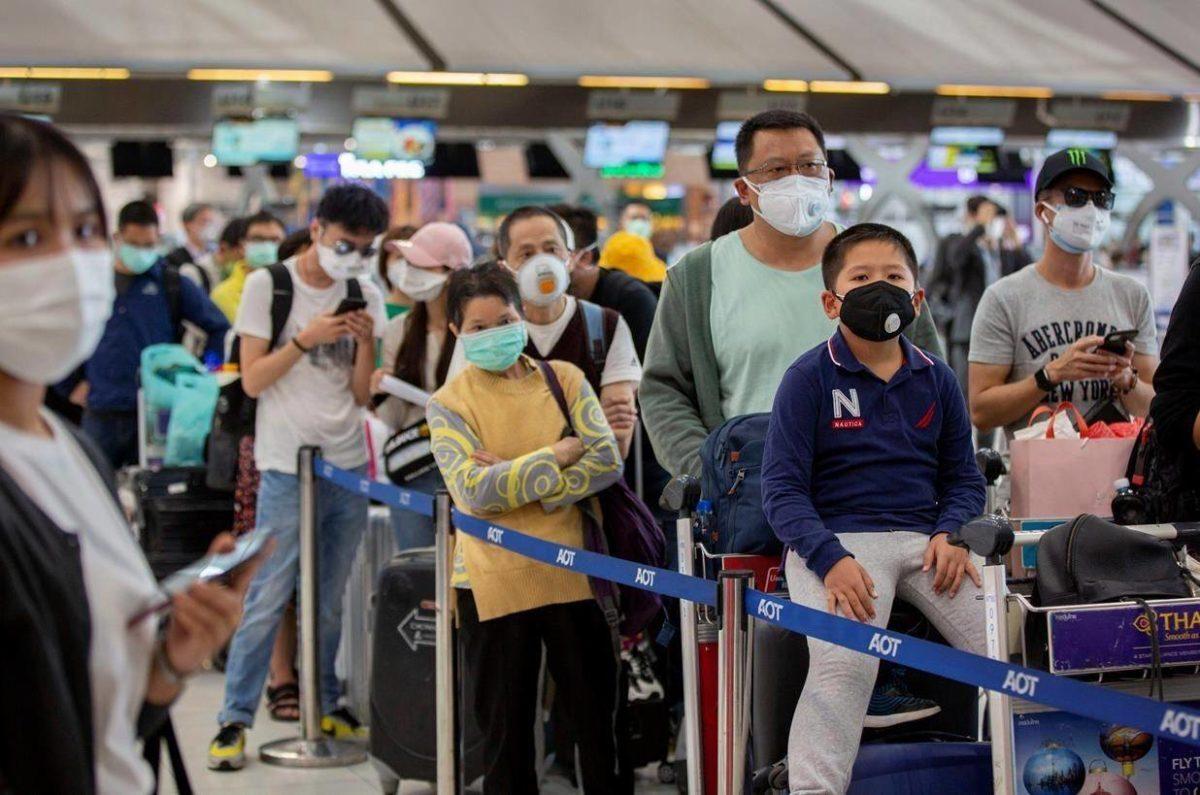 Coronavírus na Tailândia
