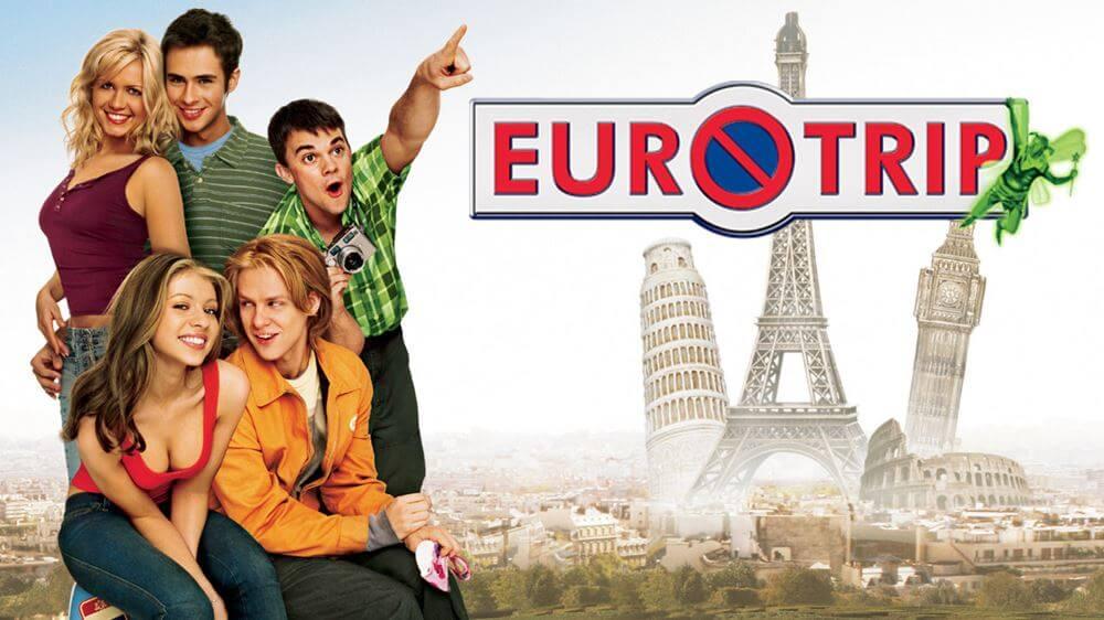 filme de viagem eurotrip
