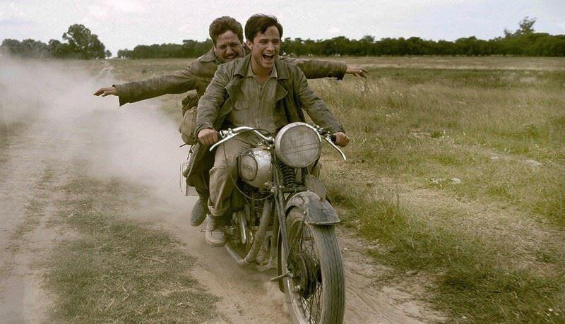 filmes de viagem diario de motocicleta