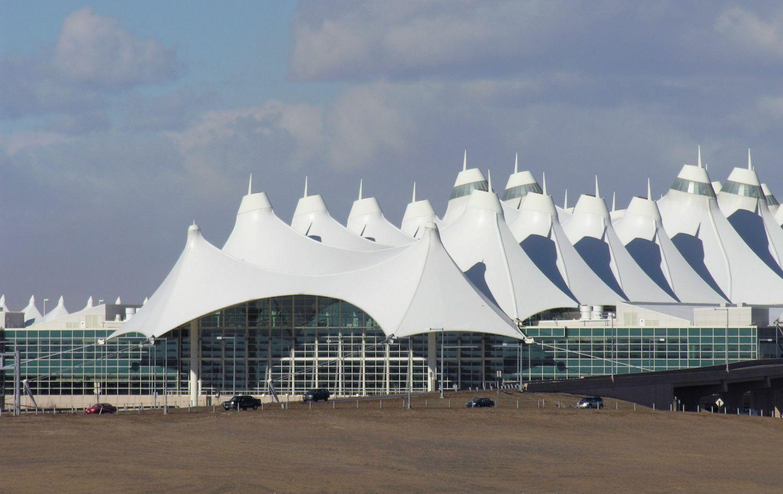 Denver aeroporto