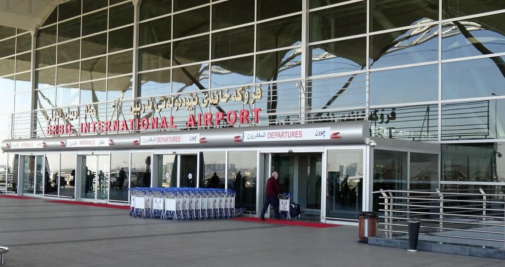 erbil aeroporto