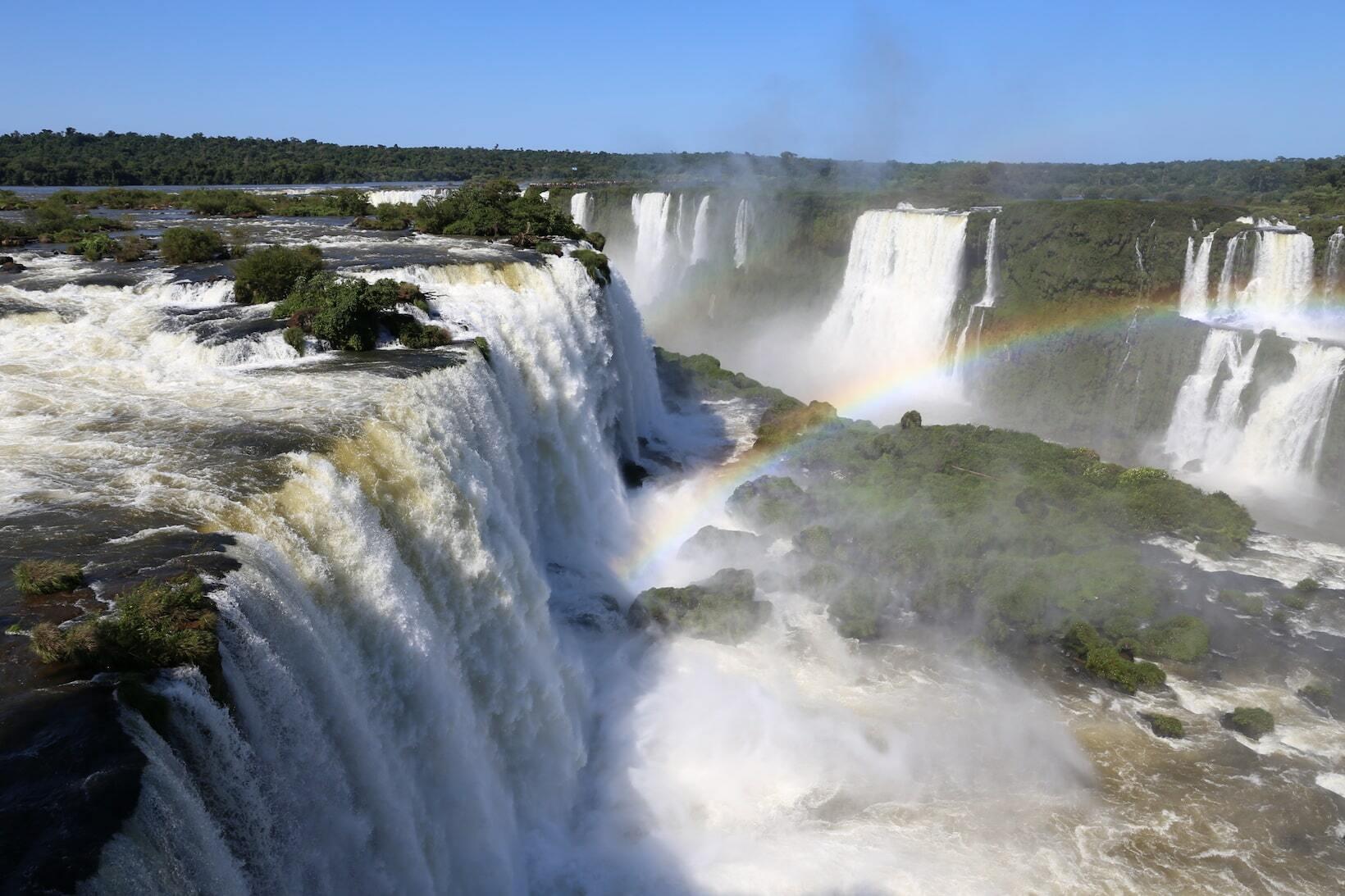 lugares viajar no brasil foz do iguacu