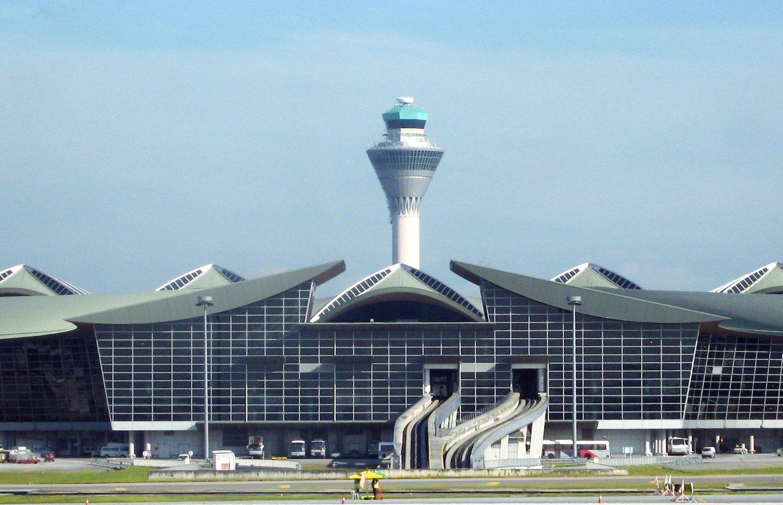 Kuala Lumpur aeroporto