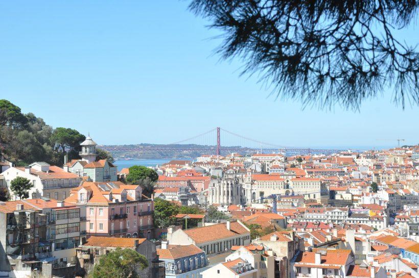 viagem para portugal lisboa