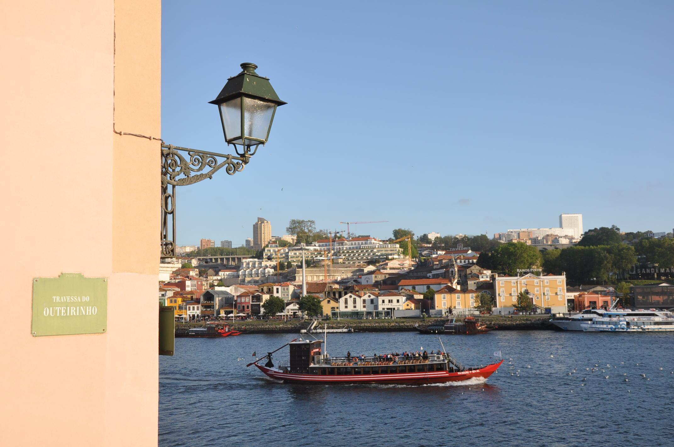 viagem para portugal porto