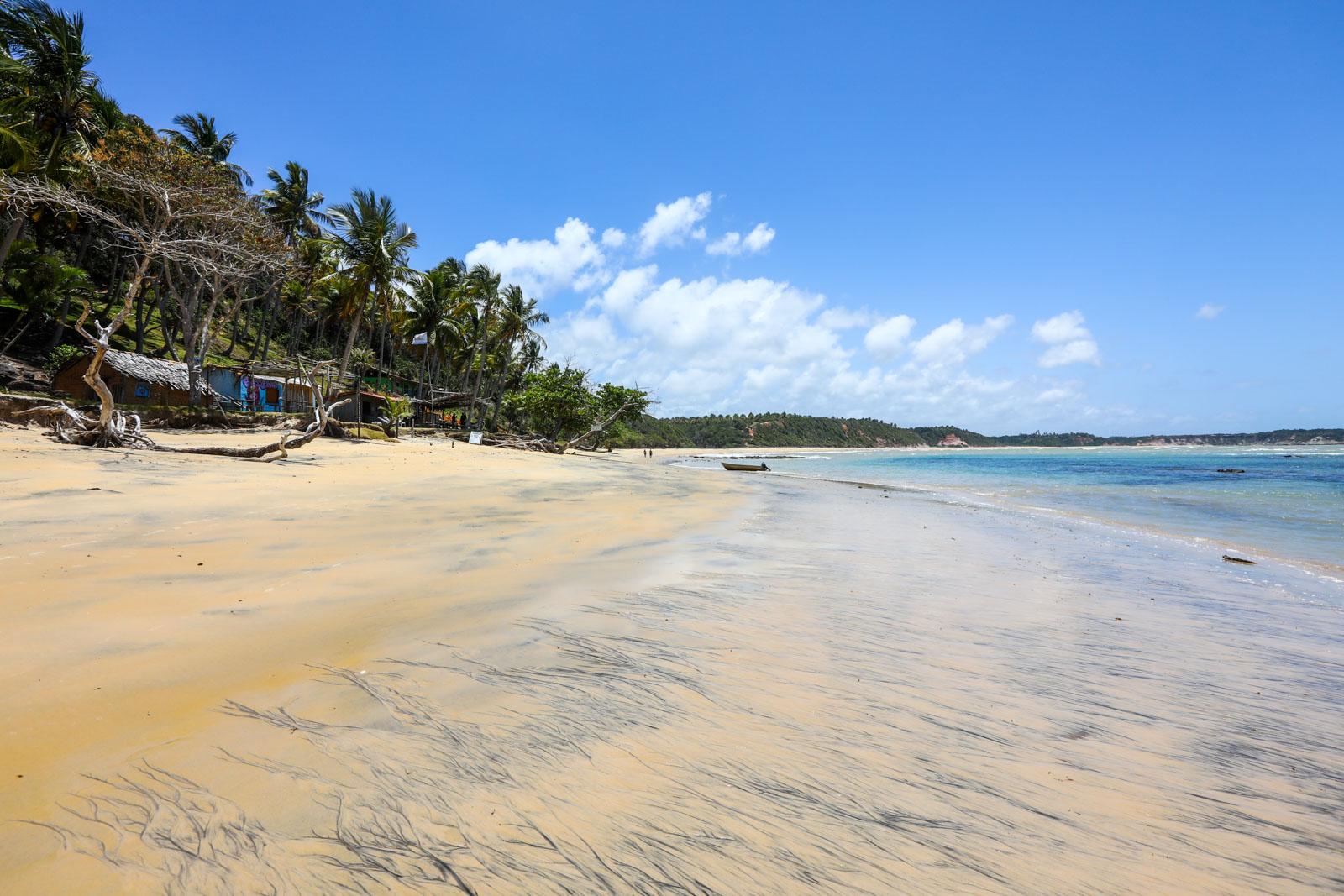 praias desertas no brasil